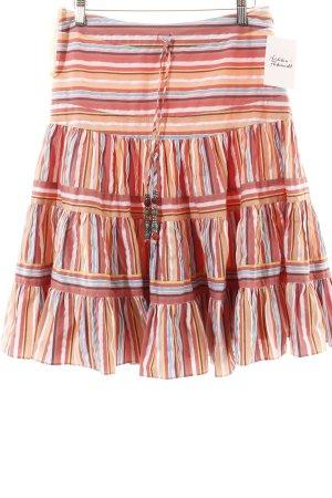 Tommy Hilfiger Circle Skirt striped pattern beach look