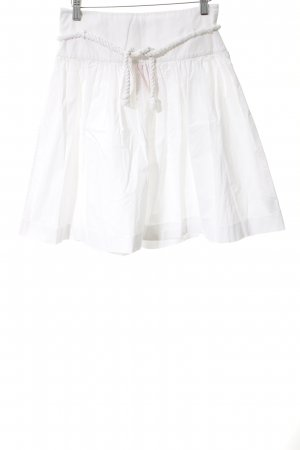 Tommy Hilfiger Circle Skirt white casual look