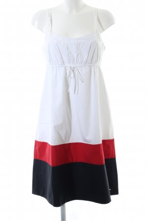 Tommy Hilfiger Pinafore dress striped pattern casual look