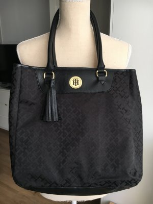 Tommy Hilfiger Carry Bag black
