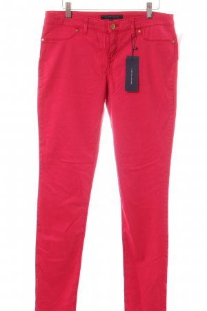 Tommy Hilfiger Treggings raspberry-red casual look