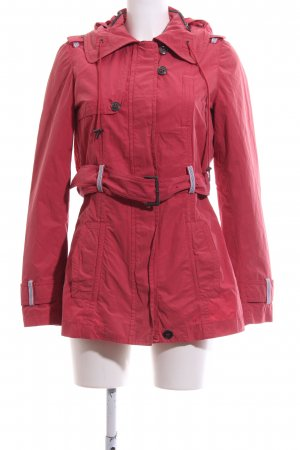 Tommy Hilfiger Trenchcoat rot Casual-Look