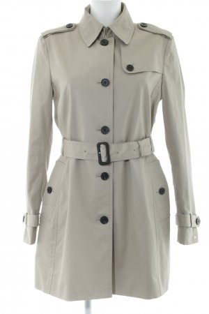 Tommy Hilfiger Trenchcoat wollweiß Business-Look