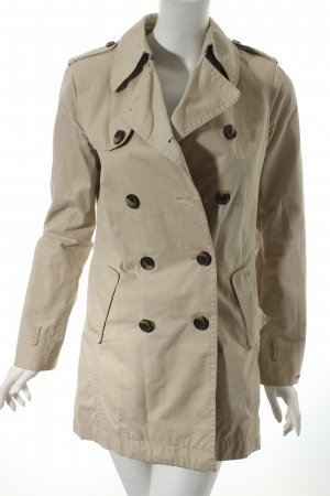Tommy Hilfiger Trenchcoat beige Business-Look