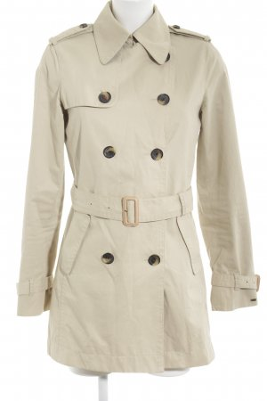 Tommy Hilfiger Trenchcoat creme Business-Look