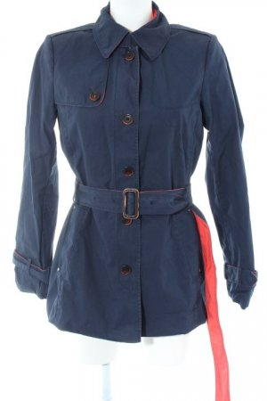 Tommy Hilfiger Trenchcoat mehrfarbig Street-Fashion-Look