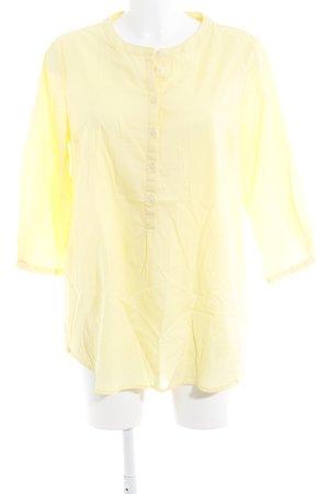 Tommy Hilfiger Tunique-blouse jaune primevère style décontracté
