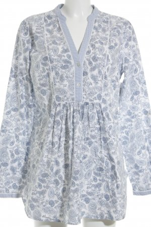 Tommy Hilfiger Tunic Blouse floral pattern romantic style
