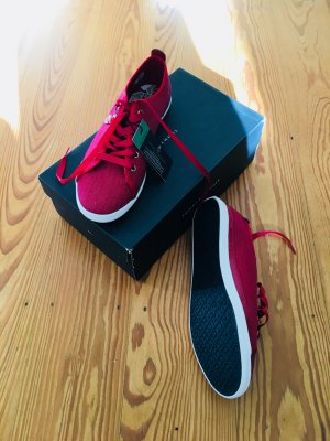 Tommy hilfiger Turnschuhe rot 40