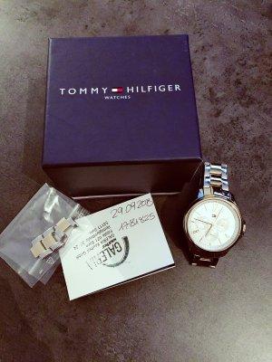Tommy Hilfiger Horloge zilver-goud