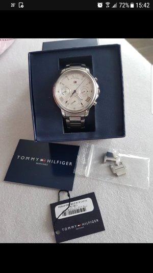 Tommy Hilfiger Horloge zilver-room