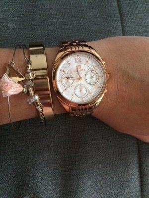 Tommy Hilfiger Reloj analógico color rosa dorado