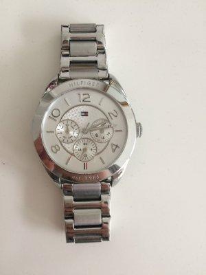 Tommy Hilfiger Uhr Silber