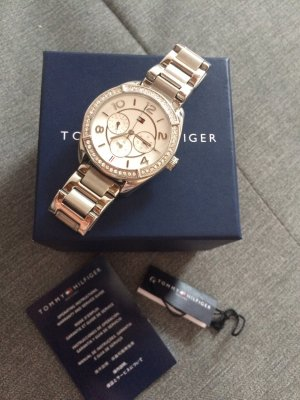 Tommy Hilfiger Analog Watch silver-colored