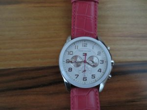 Tommy Hilfiger Montre blanc-rose