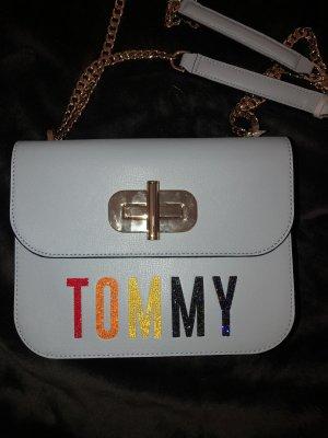 Tommy Hilfiger Borsa a spalla multicolore