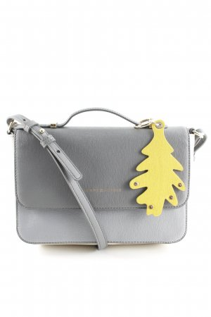 Tommy Hilfiger Crossbody bag grey-cream casual look