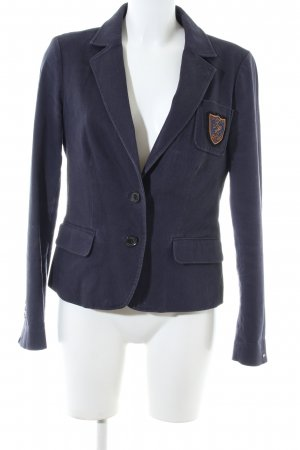Tommy Hilfiger Unisex-Blazer blau Business-Look