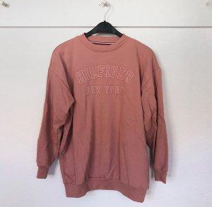 Tommy Hilfiger unisex oversize Sweatshirt Sweater rosè pink rosa