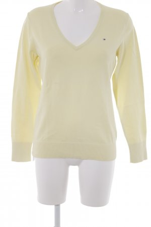 Tommy Hilfiger V-Neck Sweater primrose casual look