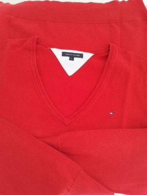 Tommy Hilfiger V-Ausschnitt Pullover / Größe M/L