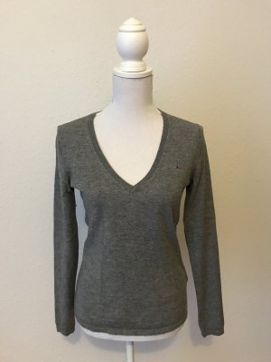 Tommy Hilfiger Wool Sweater anthracite