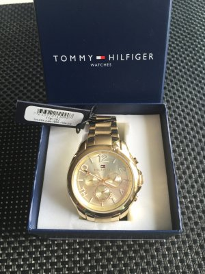 Tommy Hilfiger Watches - goldfarbene Uhr
