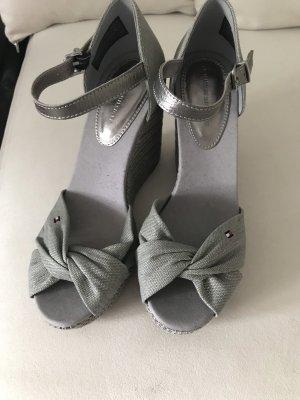 Tommy Hilfiger Compensé argenté-gris clair