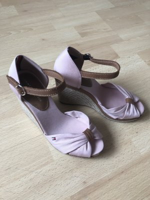 Tommy Hilfiger Wedge Sandals pink