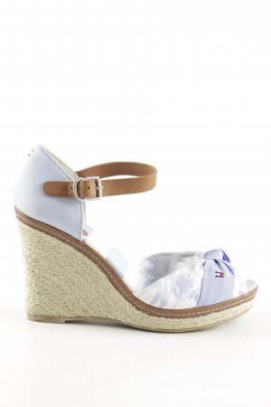 Tommy Hilfiger Wedge Sandals multicolored casual look
