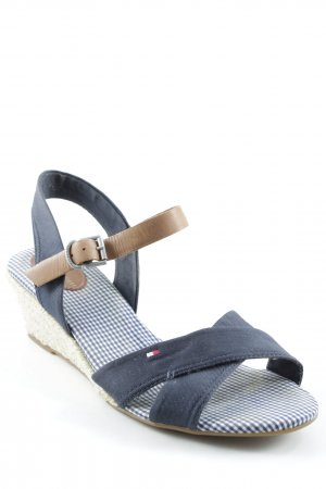 Tommy Hilfiger Wedge Sandals multicolored elegant