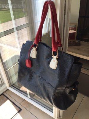 Tommy Hilfiger weekender/Business Tasche dunkelblau