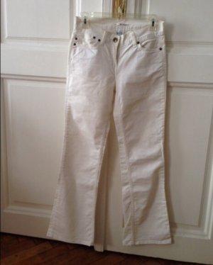 Tommy Hilfiger weiße Jeans, XS/S