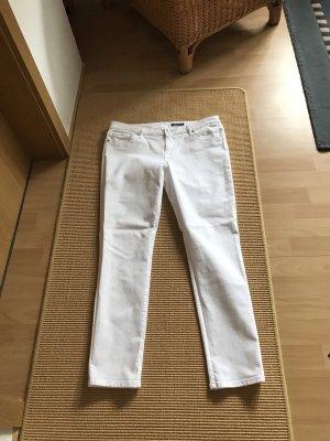Tommy Hilfiger Slim Jeans white