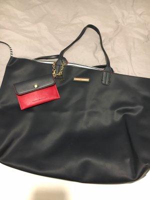 Tommy Hilfiger Wendbare  Shopping Bag