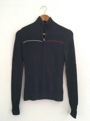 Tommy Hilfiger Gilet tricoté bleu foncé
