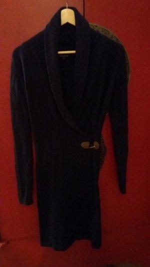 Tommy Hilfiger Wraparound black-dark blue wool