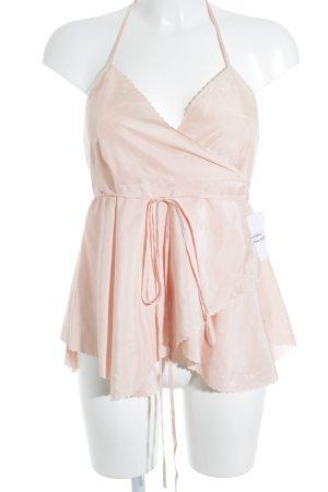 Tommy Hilfiger Cache-coeur rosé style romantique