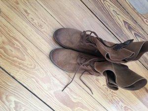 Tommy Hilfiger Wildleder Boots