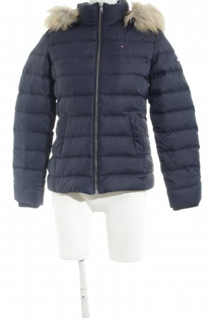 Tommy Hilfiger Winterjacke blau Casual-Look