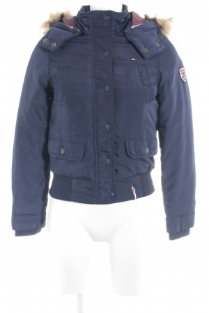 Tommy Hilfiger Giacca invernale blu scuro stile casual