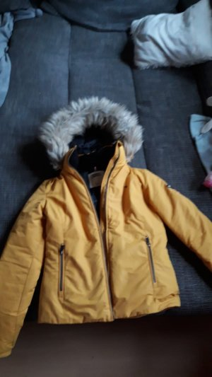 Tommy Hilfiger Down Jacket yellow