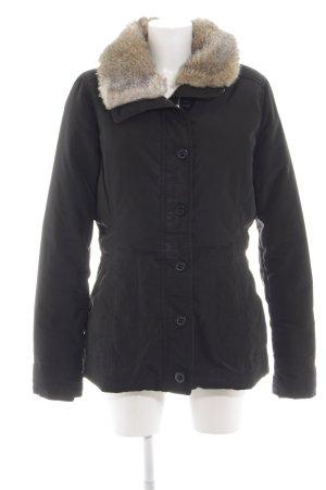 Tommy Hilfiger Winterjacke schwarz Street-Fashion-Look