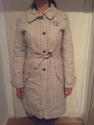Tommy Hilfiger Cappotto invernale bianco sporco