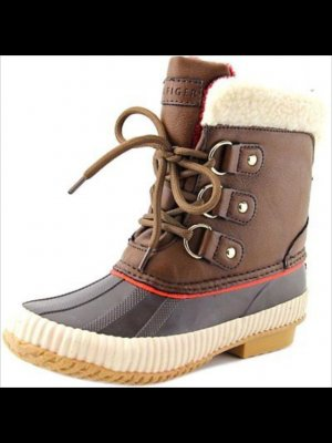 Tommy Hilfiger Winter Boots multicolored mixture fibre