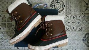 Tommy Hilfiger Winter Boots multicolored mixture fibre
