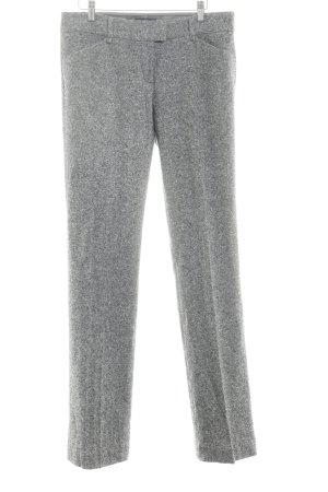 Tommy Hilfiger Pantalone di lana grigio-talpa modello web stile professionale