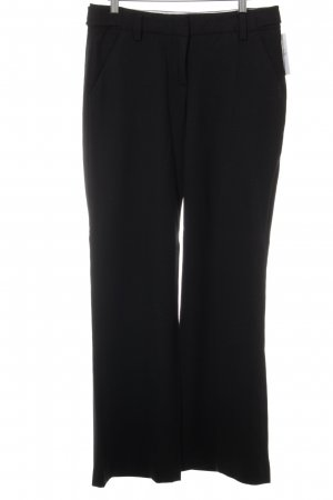 Tommy Hilfiger Woolen Trousers black business style