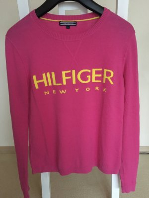 TOMMY HILFIGER - Wollpullover
