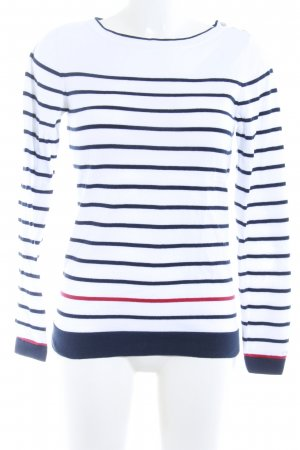Tommy Hilfiger Wollpullover Streifenmuster Casual-Look